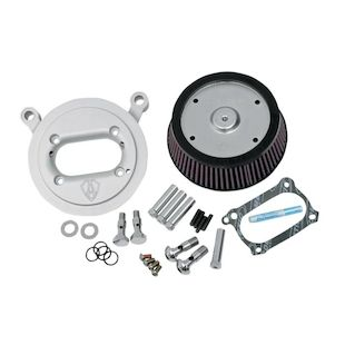 Arlen Ness Naked Stage 1 Big Sucker Air Cleaner For Harley Touring 1999-2001