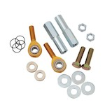 Burly Rear Shock Lowering Kit For Harley Softail 1984-1988