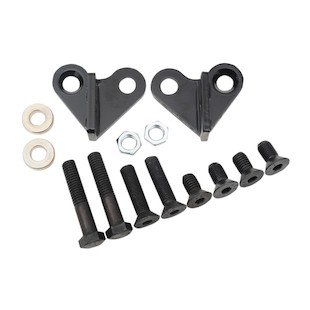 Burly Rear Shock Lowering Kit For Harley Touring 1997-2001