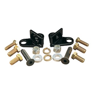 Burly Rear Shock Lowering Kit For Harley Touring 1985-1996