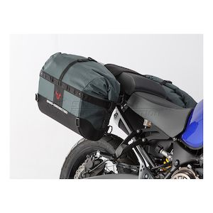 SW-MOTECH Dakar Waterproof Soft Saddlebags and Mounts