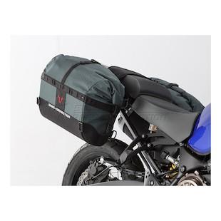 SW-MOTECH Dakar Waterproof Soft Saddlebags and Mounts