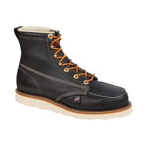 "Thorogood 6"" Moc Safety Toe Boots"