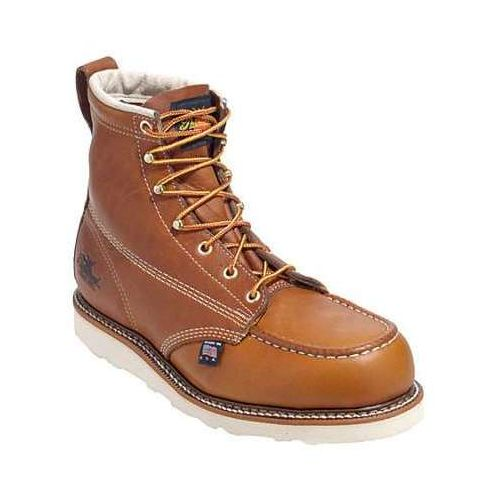 Thorogood 6 Quot Moc Safety Toe Boots Revzilla