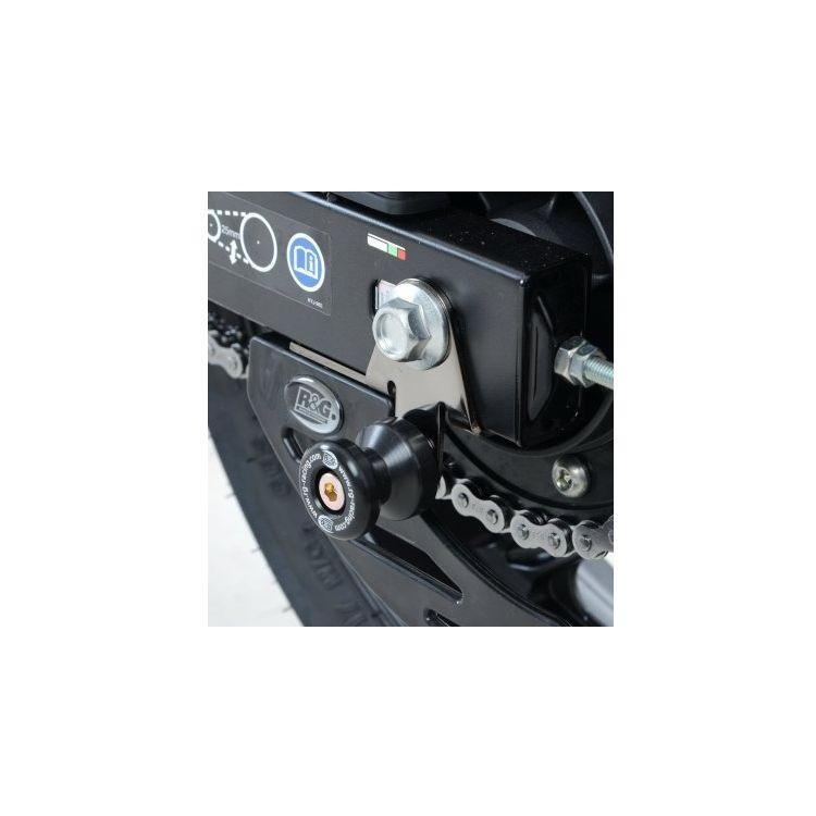 R&G Racing Offset Rear Spool Sliders Honda CBR250R / CBR300R / CB300F / Hyosung GT250