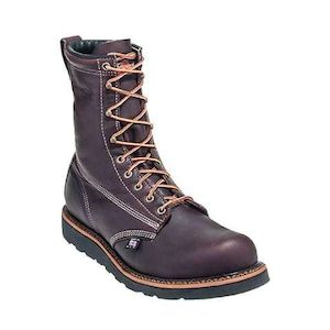 "Thorogood 8"" Plain Toe Boots"