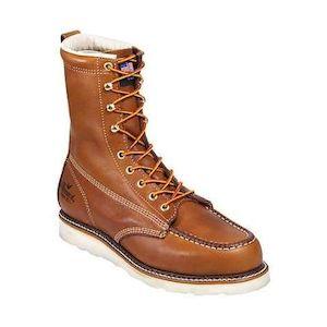 """Thorogood 8"""" Moc Toe Boots"""