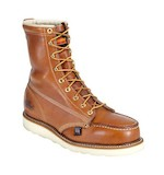 "Thorogood 8"" Moc Safety Toe Boots"