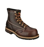 "Thorogood 6"" Plain Composite Safety Toe Boots"