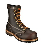 "Thorogood 8"" Plain Composite Safety Toe Boots"
