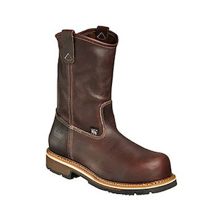 "Thorogood 11"" Wellington Plain Composite Safety Toe Boots"