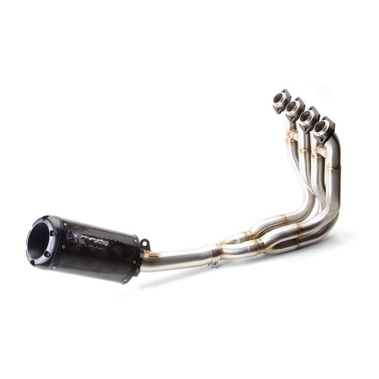 Two Brothers M2 Black Series Exhaust System