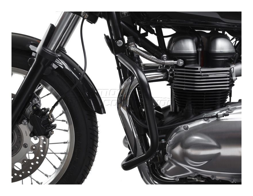 Sw Motech Crash Bars Triumph Bonneville T100 Se Thruxton 900 900