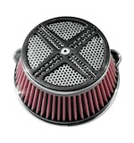 LA Choppers XXX Big Air Cleaner For Harley Touring And Softail 2008-2016