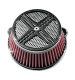 LA Choppers XXX Big Air Cleaner For Harley Big Twin 1993-2016