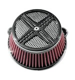 LA Choppers XXX Big Air Cleaner For Harley