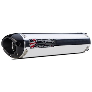 Two Brothers M2 Silver Series Slip-On Exhaust Yamaha R1 2007-2008