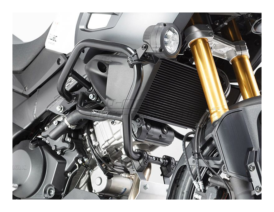 sw motech crash bars suzuki v strom 1000 2014 2019 revzilla2004 Kawasaki Klv1000 V Strom Fuel Pump Control System Schematic Diagram #13