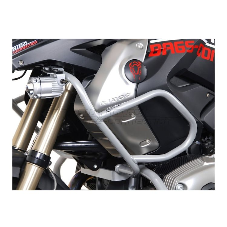 SW-MOTECH Rally Style Upper Crash Bars BMW R1200GS 2008-2012