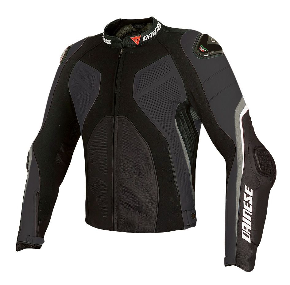 Dainese Super Rider Perforated Leather Jacket 30 239