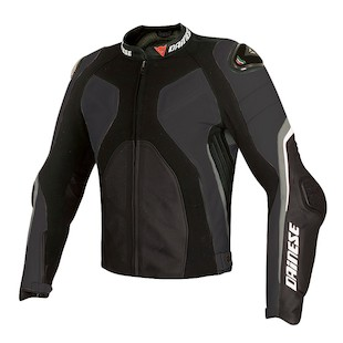 Dainese Super Rider Perforated Leather Jacket