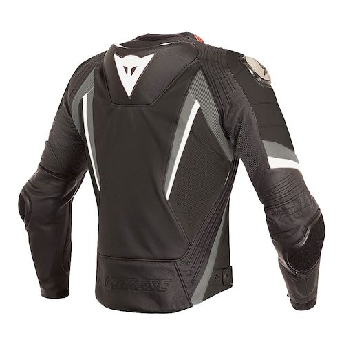 Dainese Super Rider Perforated Leather Jacket Revzilla