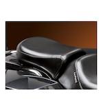 Le Pera Bare Bones Solo Seat Passenger Pad For Harley Touring 2008-2015