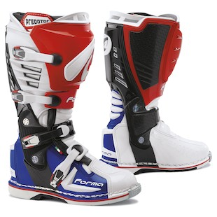 Forma Predator Boots (Color: Patriot / Size: 48)
