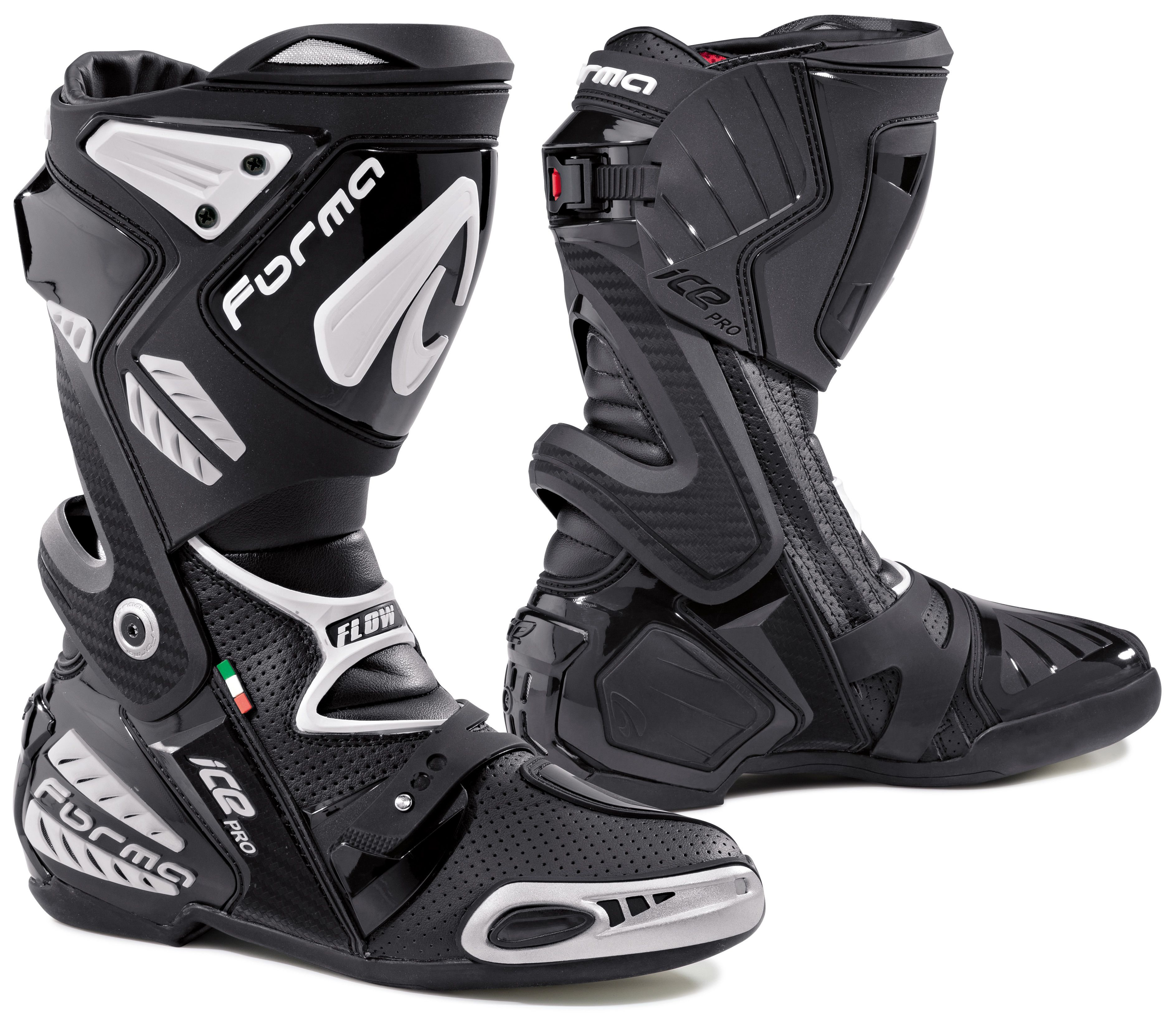 Forma Ice Pro Flow Boots Revzilla