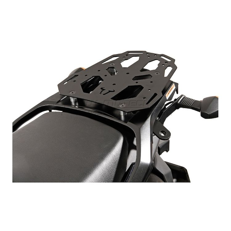 SW-MOTECH Steel-Rack Top Case Rack Suzuki V-Strom 650 / 1000