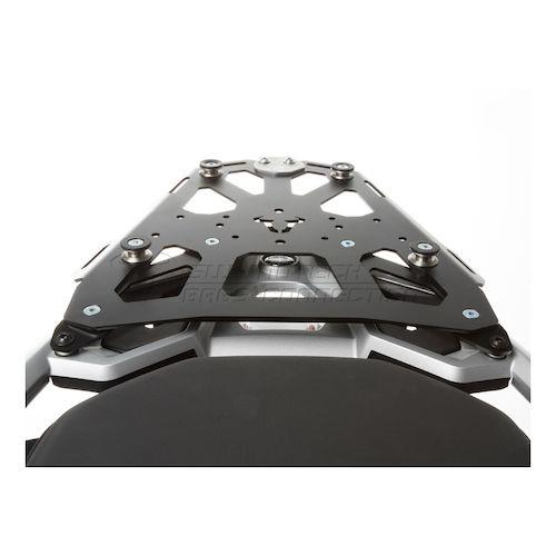 sw motech steel top case rack bmw r1200gs adventure. Black Bedroom Furniture Sets. Home Design Ideas