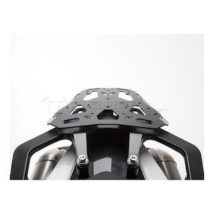 SW-MOTECH Steel-Rack Top Case Rack Husqvarna TR650 Terra / Strada 2013-2014