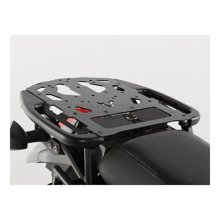 SW-MOTECH Steel-Rack Top Case Rack Kawasaki KLR650 2008-2014