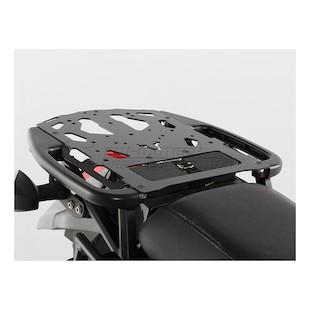 SW-MOTECH Steel-Rack Top Case Rack Kawasaki KLR650 2008-2014