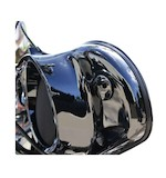 LA Choppers Fairing Mirror Hole Plugs For Harley Touring 1996-2016