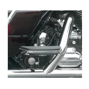 LA Choppers Tall Floorboard Comfort Relocation Kit For Harley Touring 1993-2009