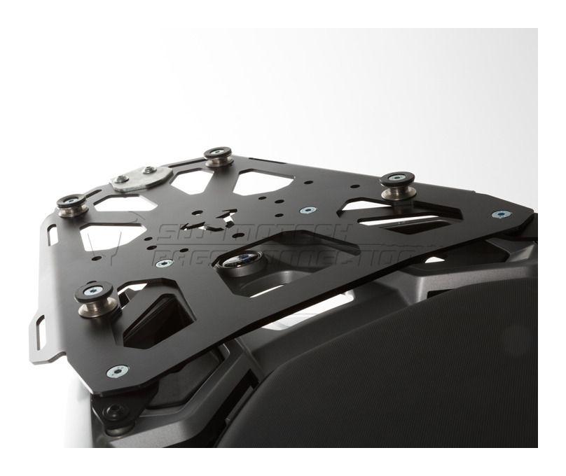 Sw Motech Steel Rack Top Case Rack Kawasaki Concours 1400