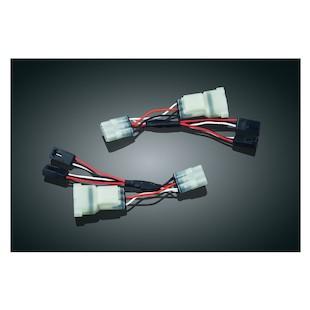 Kuryakyn Front Turn Signal Accent Adapter Plug For Goldwing F6B 2013-2015