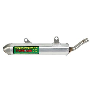 Pro Circuit Type 296 S/A Silencer Honda CR250R 2002-2007