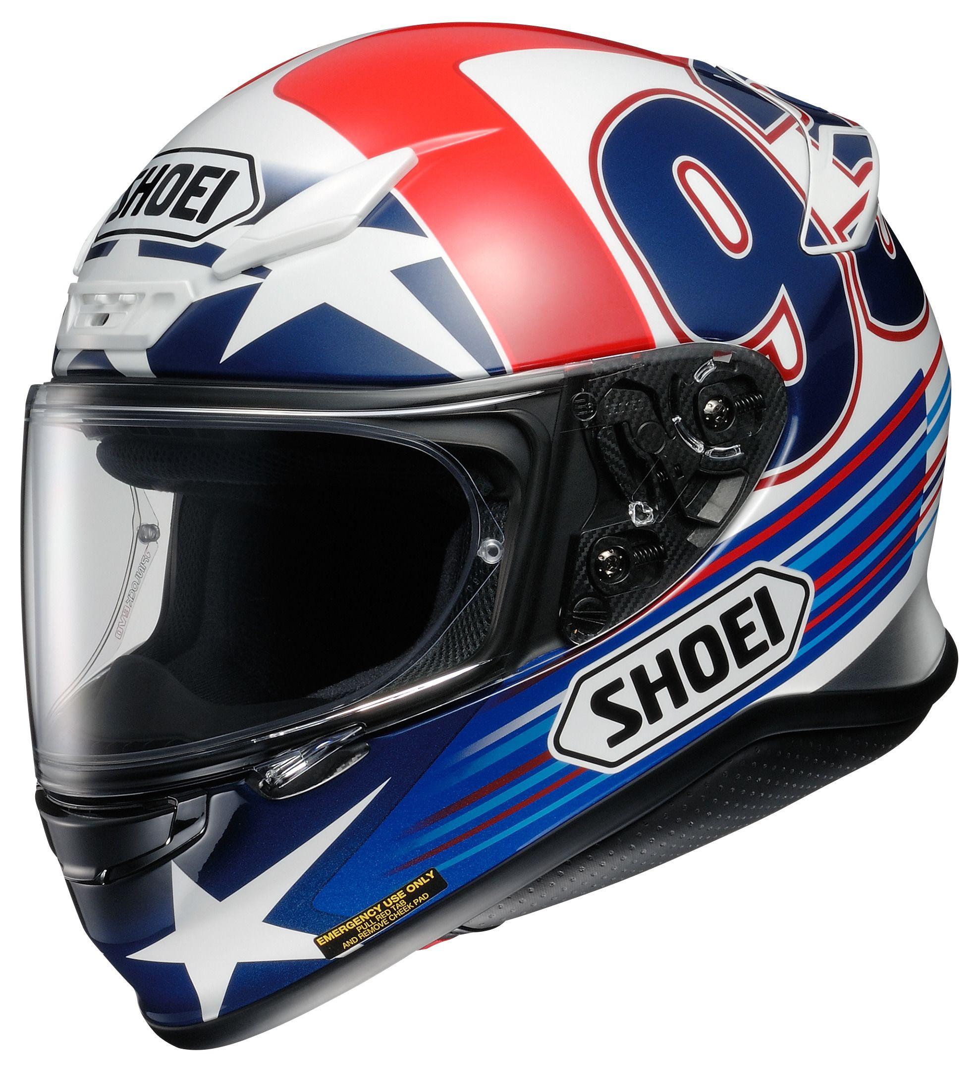 Shoei Rf 1200 Indy Marquez Helmet 30 188 03 Off