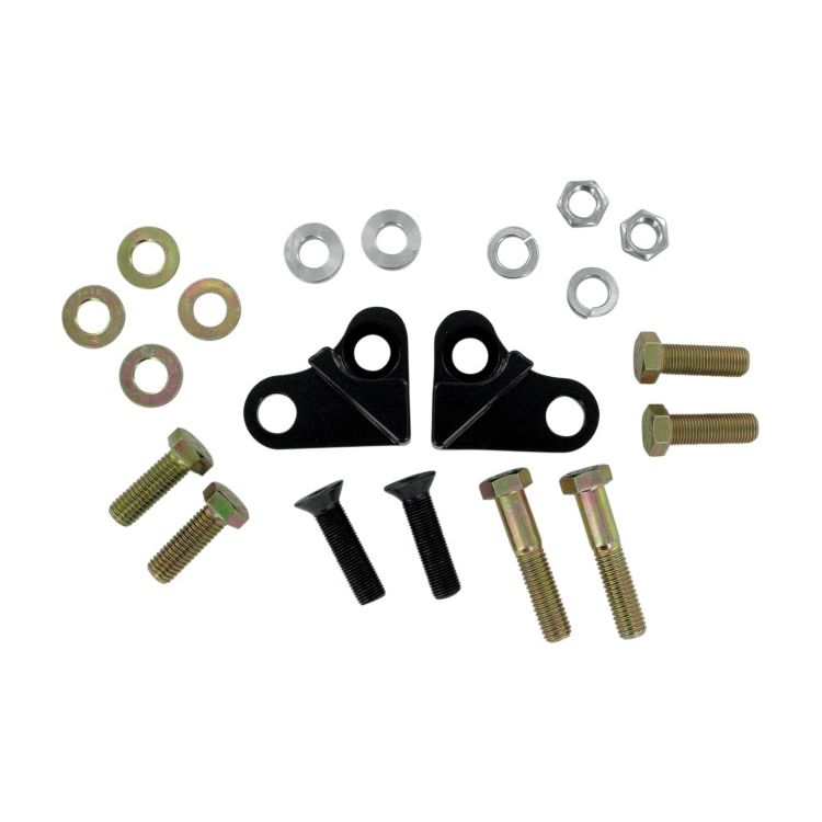 LA Choppers Rear Lowering Kit For Harley Touring 1985-1996