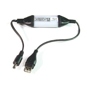 TecMate 2.5 DC To USB Charger Cable