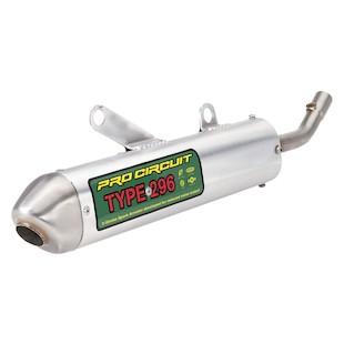 Pro Circuit Type 296 S/A Silencer 250 SX / XC / XCW 2011-2015