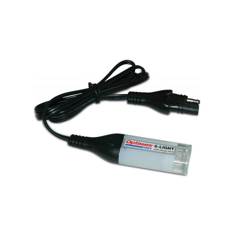 TecMate SAE To LED Flashlight