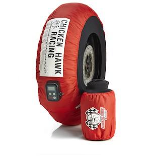 Chicken Hawk Racing Privateer Line Tire Warmers Digital Temperature
