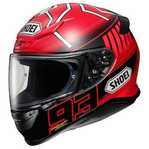 Shoei RF-1200 Marquez 3 Helmet (Size LG Only)