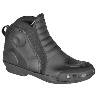 Dainese Women's Garde S-RS Shoes Black/Black / 40 [Demo]