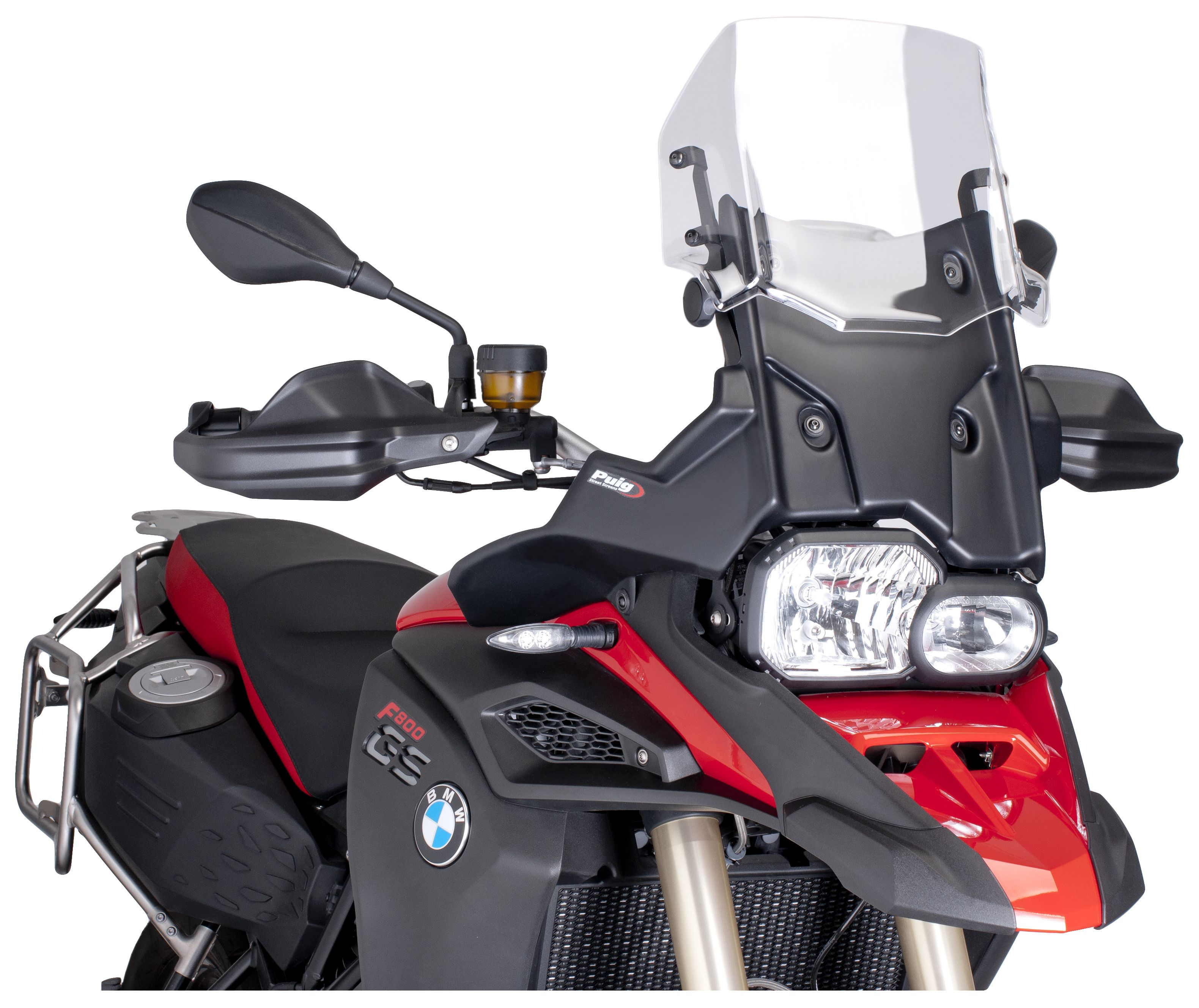 Puig Touring Windscreen BMW F800GS Adventure 2013-2016