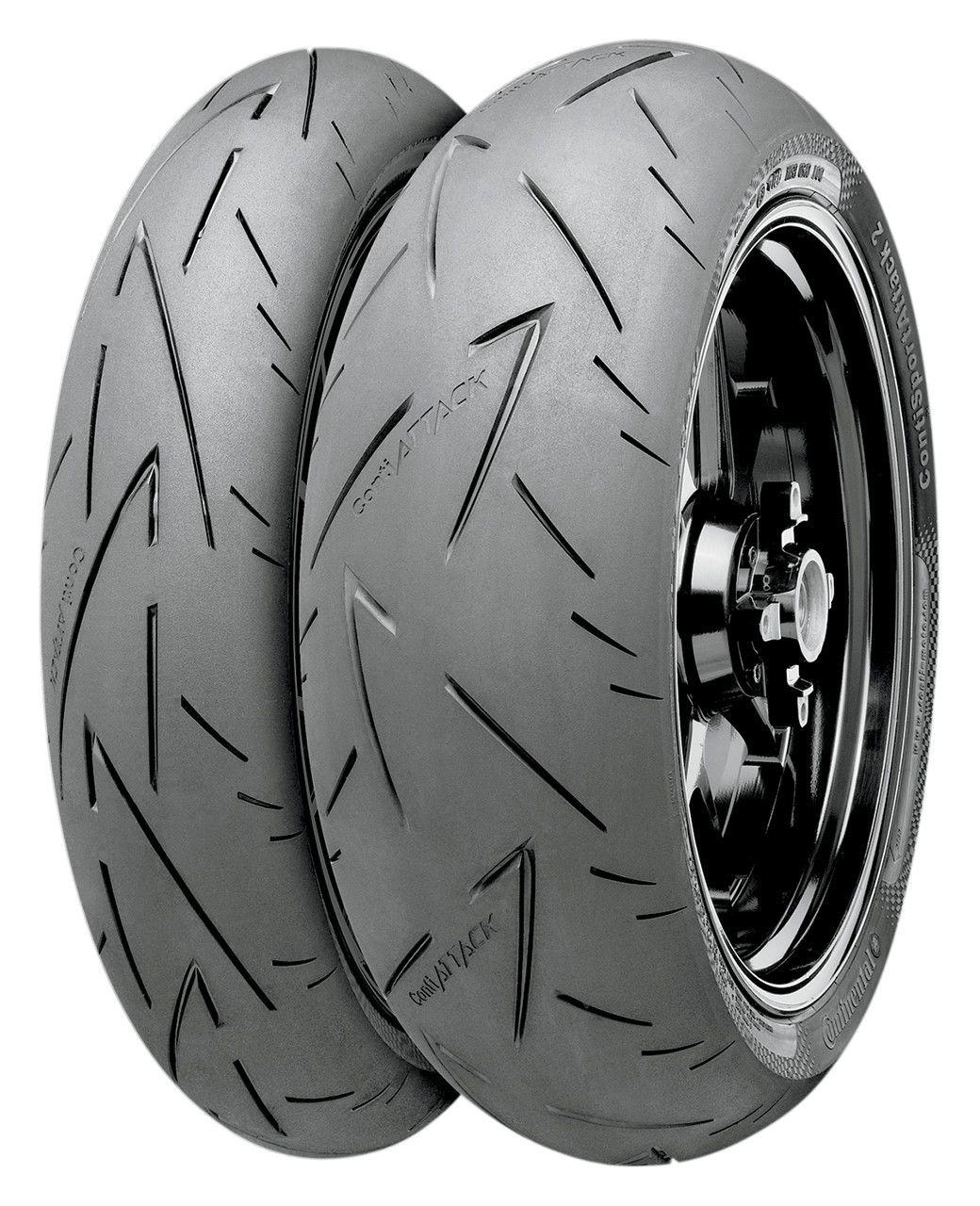 continental sport attack 2 tires revzilla. Black Bedroom Furniture Sets. Home Design Ideas