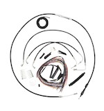 LA Choppers Handlebar Cable Brake Line And Wire Kit For Harley Street Glide 2014-2016